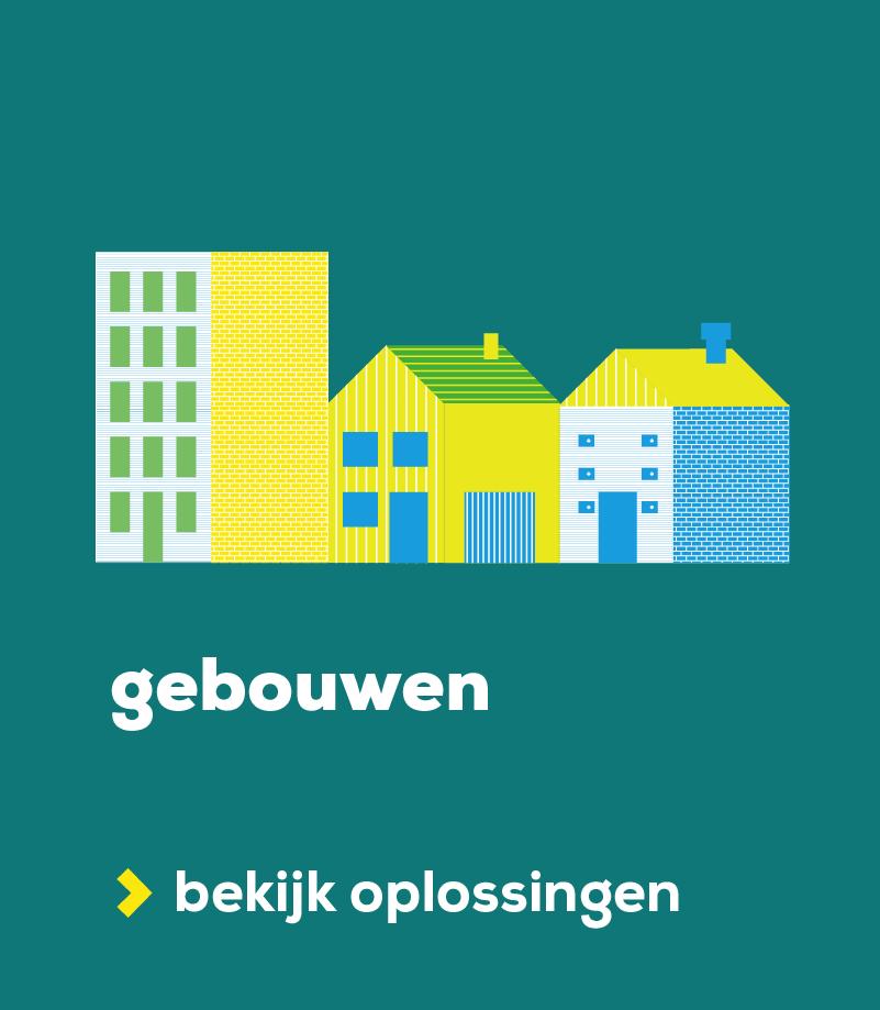 Blokje gebouwen