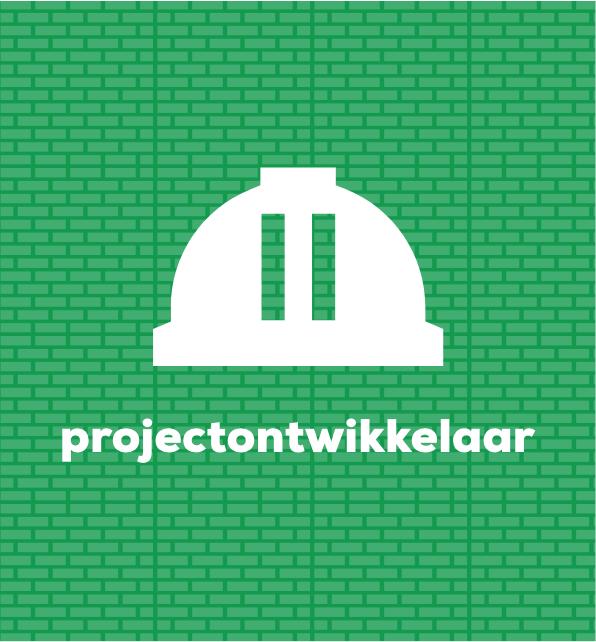 Ik werk als projectontwikkelaar